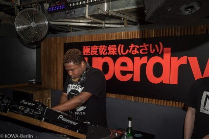 MySuperdry House Night @ Prince Charles Club Berlin
