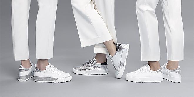 Sneakers sind die neuen Luxus Schuhe