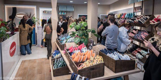 Havaianas Store Opening in Berlin