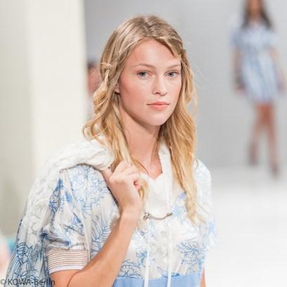 Serlina Hohmannauf Sportalm Fashion Week