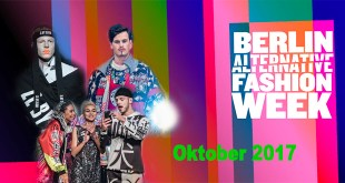 Berlin Alternative Fashion Week Oktober 2017 BAFW