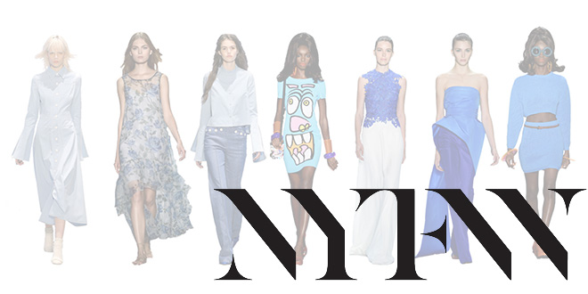 Schedule New York Fashion Week Spring Summer 2018 - NYFW SS18