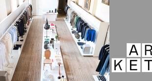 Arket eröffnet Filialen Deutschland Arket München H&M Arket Berlin Store