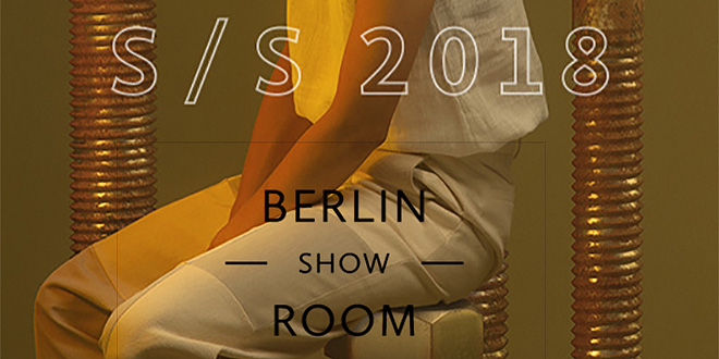Berlin Showroom women spring summer 2018