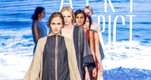 Aiki District Spring Summer 2018 - Vancouver Fashion Week