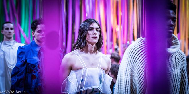 UdK Berlin SCHAU17 – Graduate Fashion Show Modenschau
