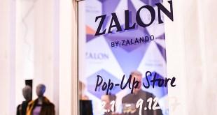 Zalon Pop-Up Store Eröffnung Berlin 2017