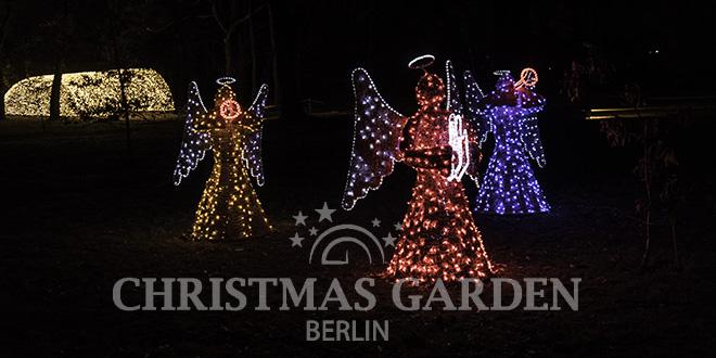 Christmas Garden Berlin 2017 – Weihnachtszauber auch ohne Schnee