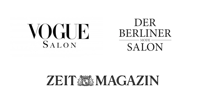 VOGUE Salon und BERLINER Salon - Berlin Fashion Week Januar 2018