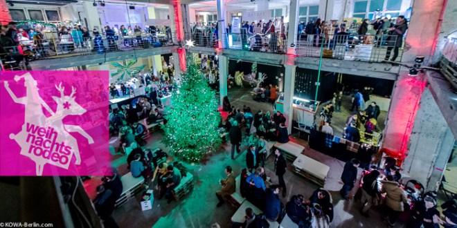 Weihnachtsrodeo Designweihnachtsmarkt 2017