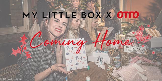 My Little Box x OTTO – Ein weihnachtlicher Abend und eine Box zum Verlieben