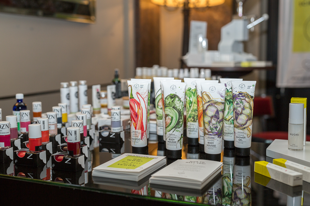 pop up showroom - hotel du rome-mercedes-benz-fashion-week