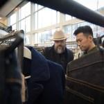 Selvedge Run Fashion Trade Show Herbst Winter 2018 MBFW Berlin AW18