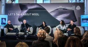 The Woolmark Company Panel MBFW Berlin 2018