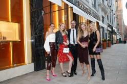 BVLGARI lädt in Hamburg zum exklusiven Red Carpet Event