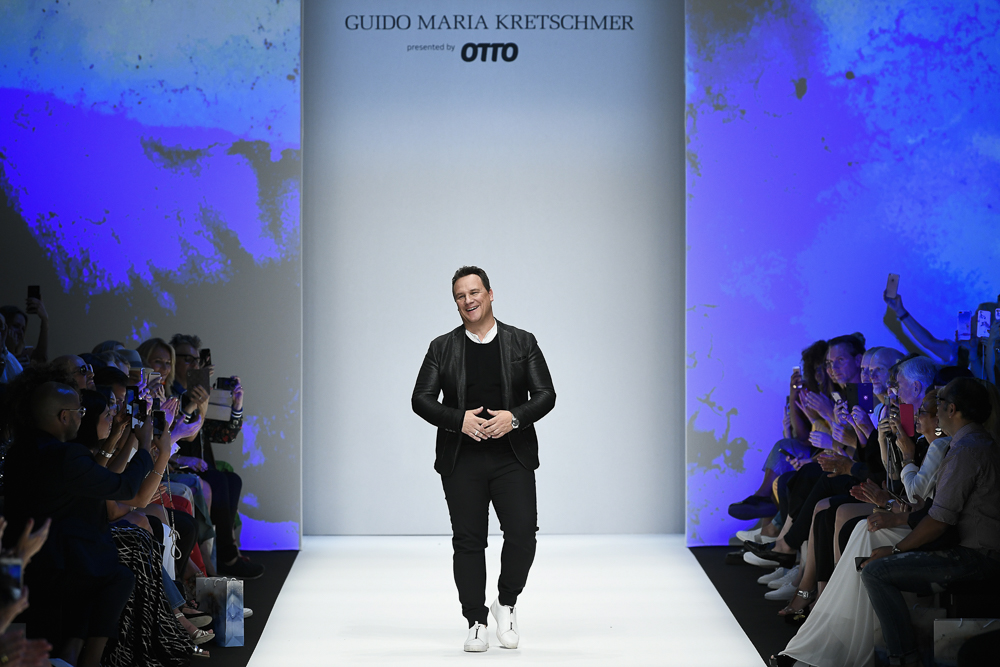 Guido Maria Kretschmer - Show - Berlin Fashion Week Spring/Summer 2019