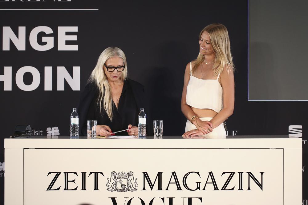 ZEITmagazin VOGUE Konferenz 2018 - MBFW Berlin
