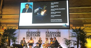Fashion Sustain Konferenz Spring Summer 2019 MBFW Berlin