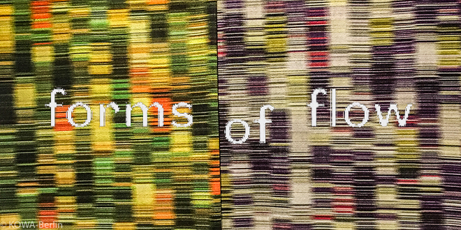 "The Politics of African Fashion – Fashion Talk ""Forms of Flow/ Flow of Forms"""