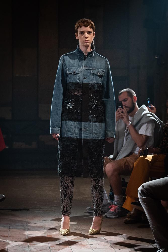 Lutz Huelle Fashion Week Berlin
