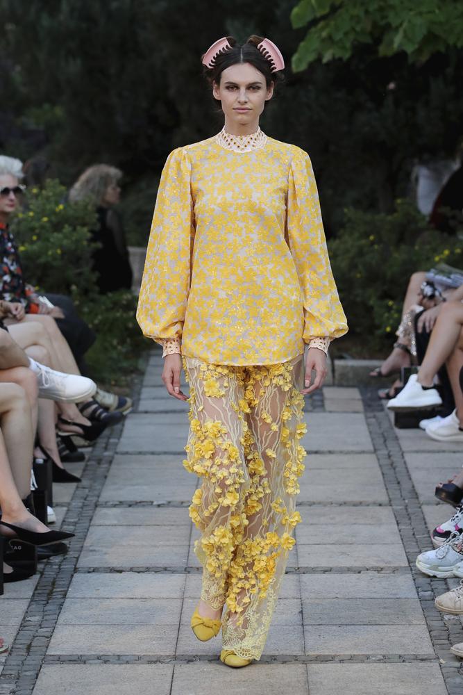 Marcel Ostertag - Show - Berlin Fashion Week Spring/Summer 2019