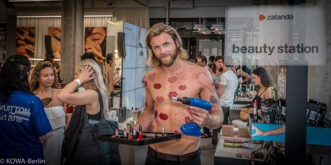 Zalando Beauty Station in Berlin 2018