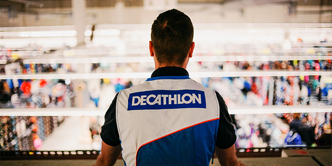 Decathlon Berlin 2018