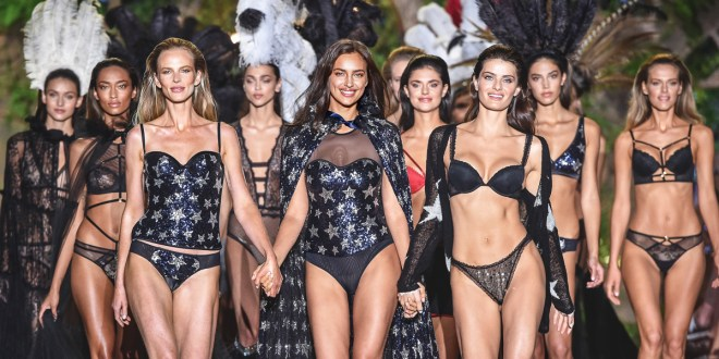 Intimissimi Herbst Winter 2018 Runway Show in Verona