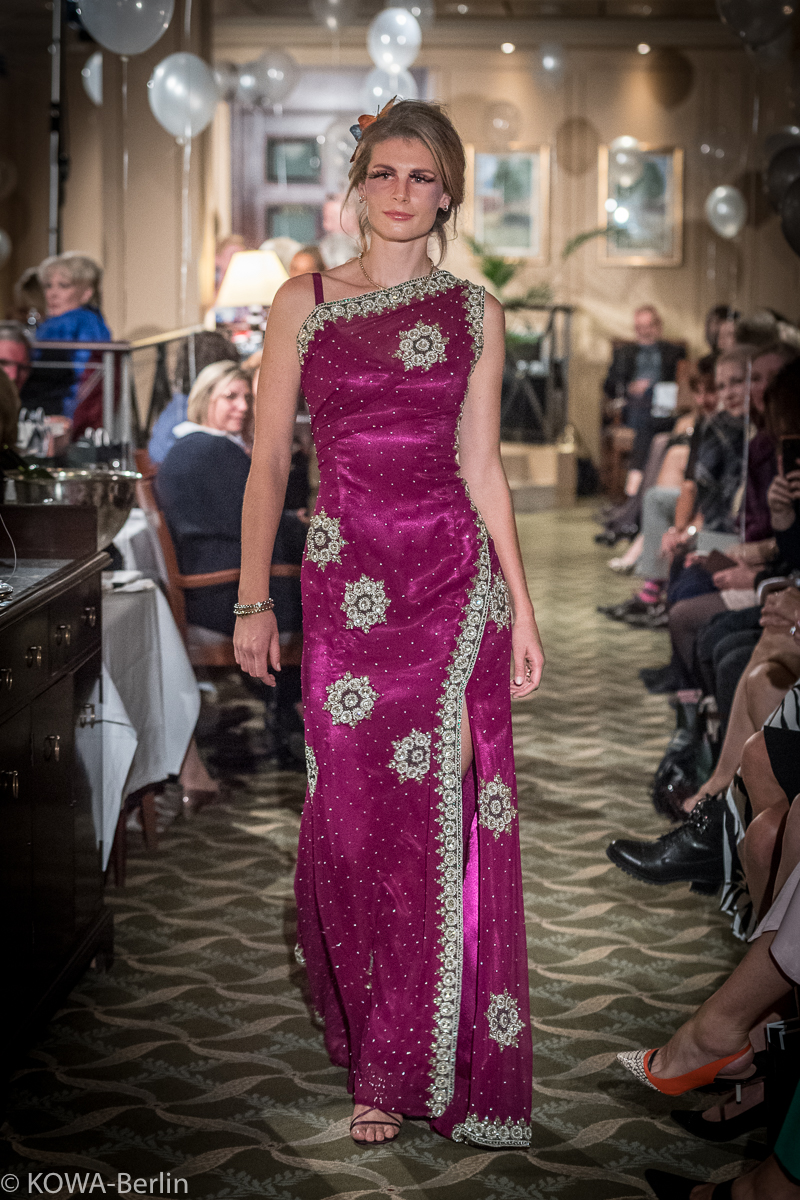 Nanna Kuckuck - Haute Couture 2018 im Berlin Capital Club