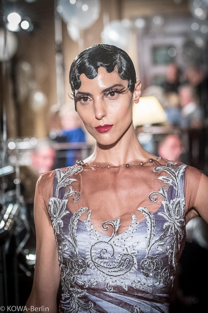 Nanna Kuckuck - Haute Couture 2018 im Berlin Capital Club