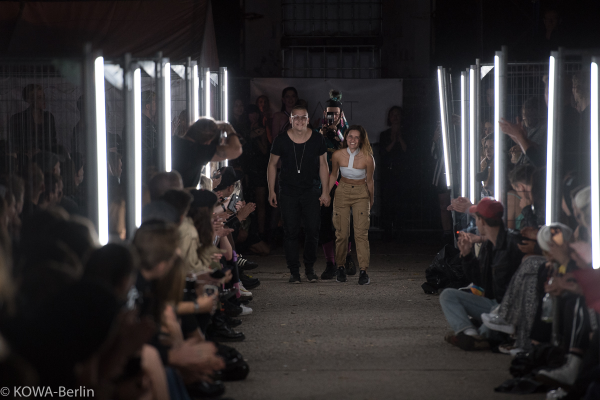 NAKT Berlin Fashion Show 2018