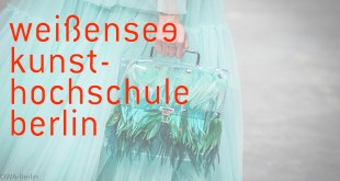 seefashion18 Graduate Ausstellung Modedesign KH Weißensee