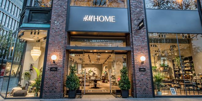 H&M HOME Concept Store Filialen Hamburg und München eröffnet