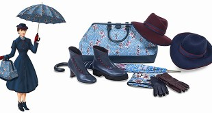 Mary Poppins´ Rückkehr Capsule Collection