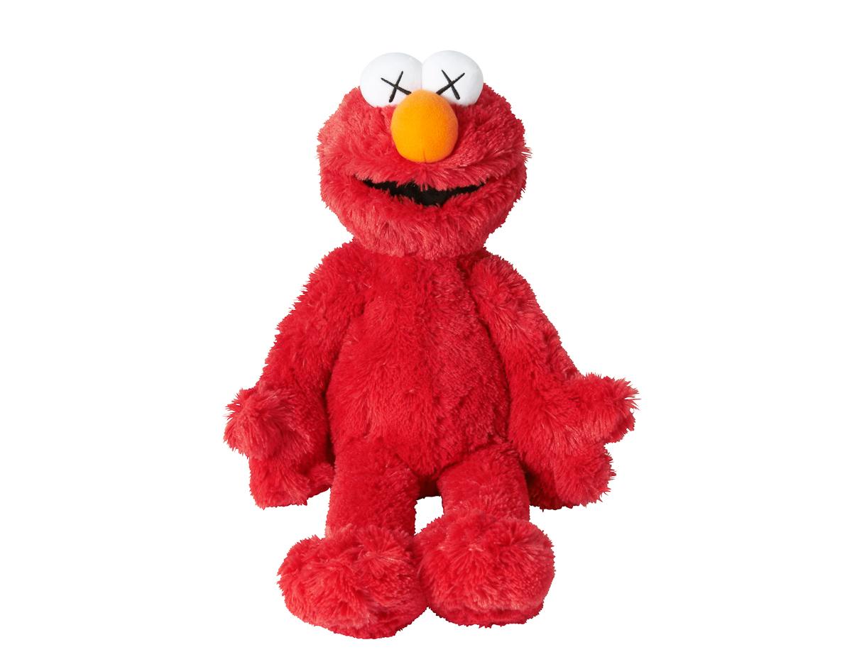 UNIQLO Kaws x Sesame Street 2018 - Sesamstraßen-Kollektion
