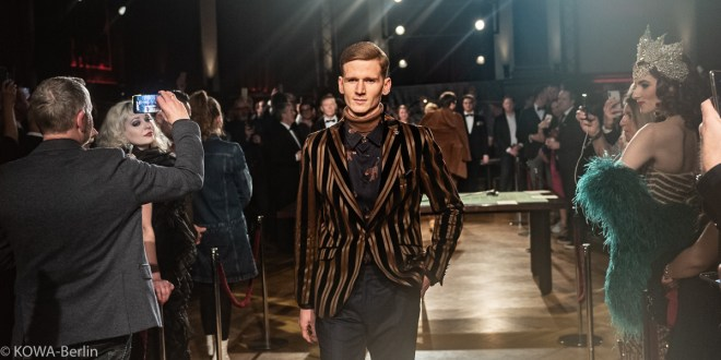 Club of Gents - all in Casino Event zur Fashion Week Berlin 2019