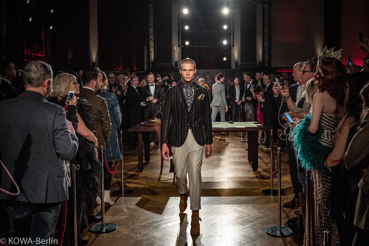 SAVILE ROW by CG – CLUB of GENTS für den Herbst Winter 2019