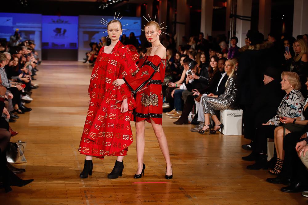 Zillian Fashion Herbst Winter 2019 MBFW Berin AW19