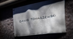 Dawid Tomaszewski - Pop-Up Store Event zur Fashion Week AW 2019