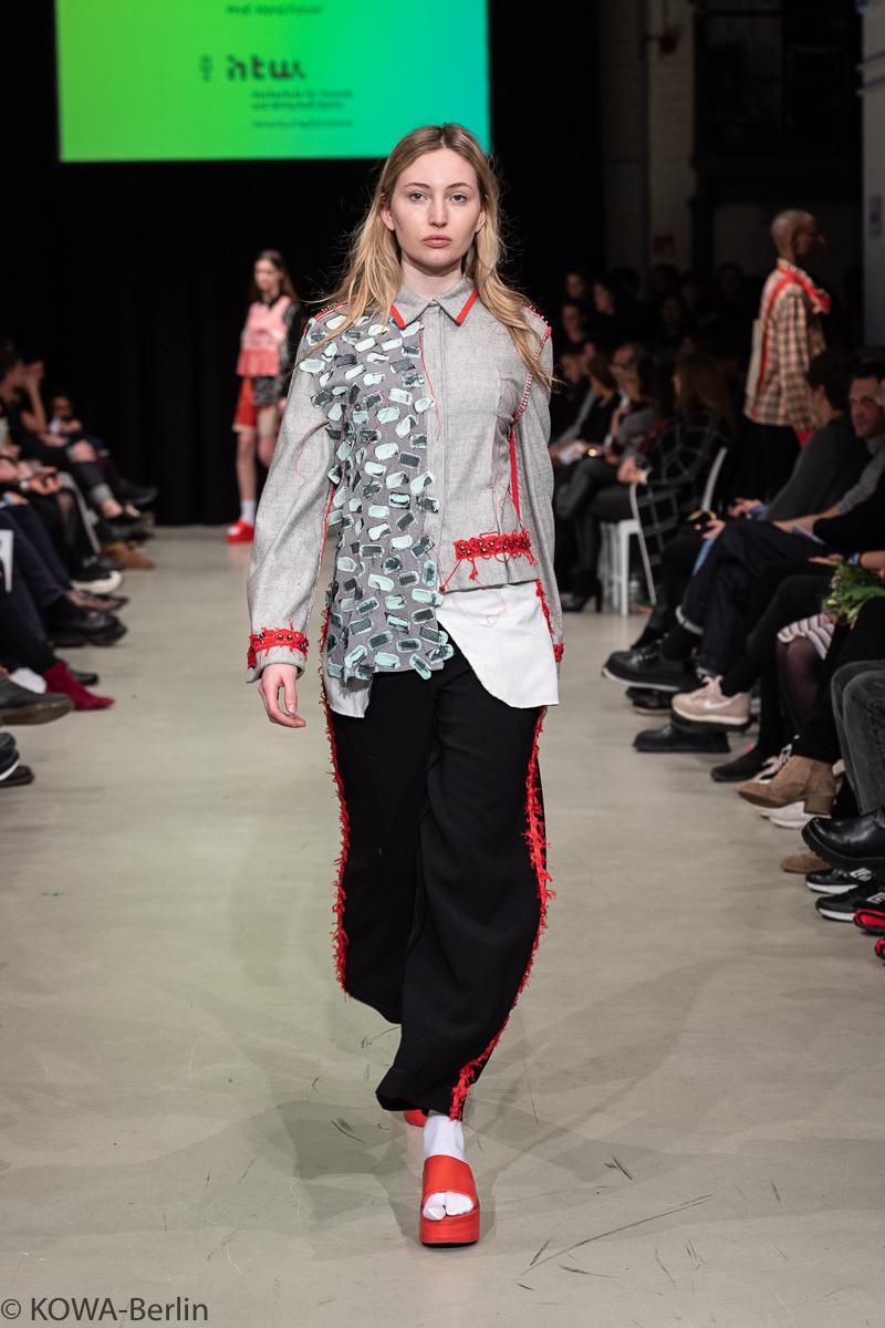 Julia Pagenkopf HTW Berlin @ NEO.Fashion 2019