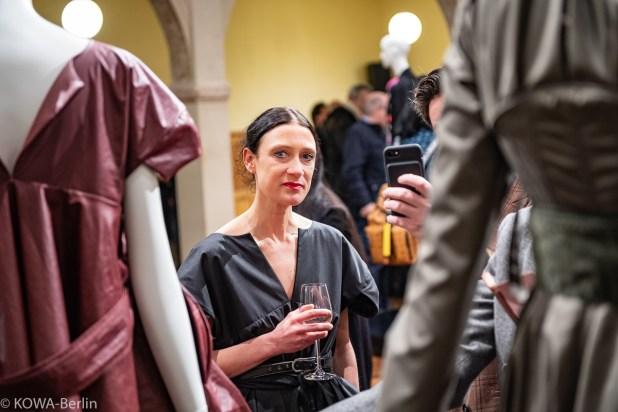 Isabel Vollrath Vogue Salon Herbst Winter 2019 MBFW