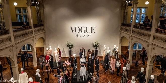 Vogue Salon Herbst Winter 2019 MBFW - Jung-Designer braucht das ...