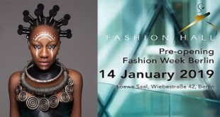 Fashion Hall Berlin 2019 Part 10 - save the date