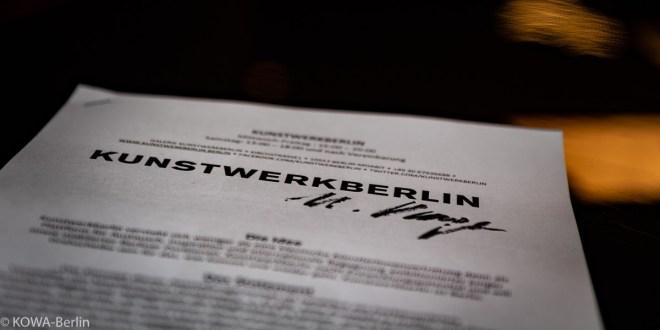 Kulturtourismus: BIG IN BERLIN - Kunstwerkberlin im WALDORF ASTORIA BERLIN