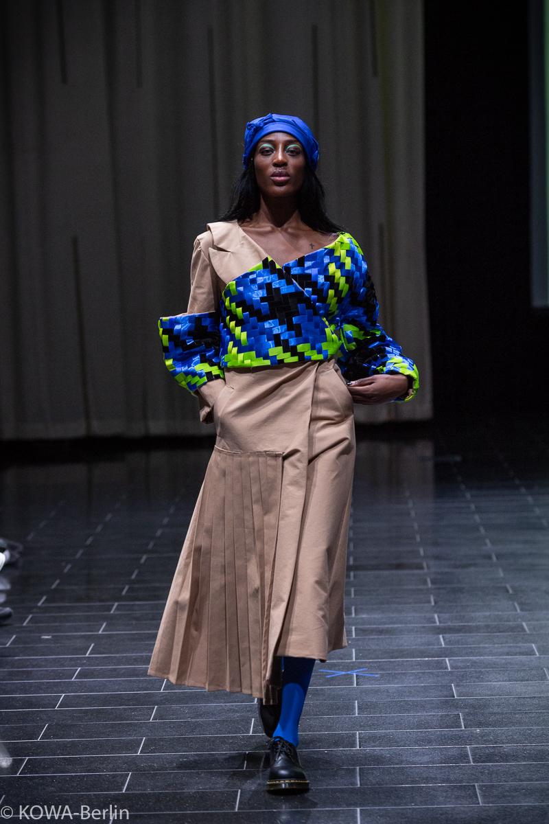 AMD Berlin 2019 Fashion Design (B.A.) Modenschau