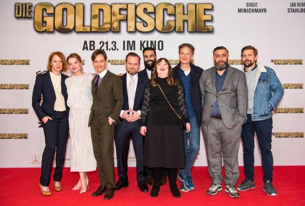 DIE GOLDFISCHE - Weltpremiere in München