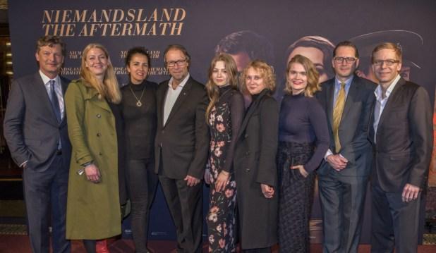 NIEMANDSLAND - THE AFTERMATH Premieren-Screening Hamburg