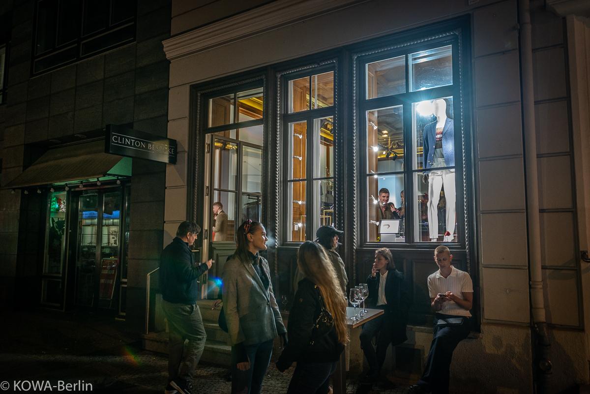 Clinton Bespoke Store 2019 Berlin