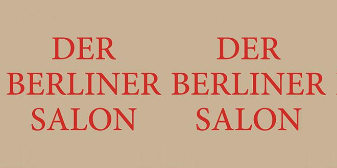 DER BERLINER SALON wird eingestellt - Fashion Week Berlin SS20