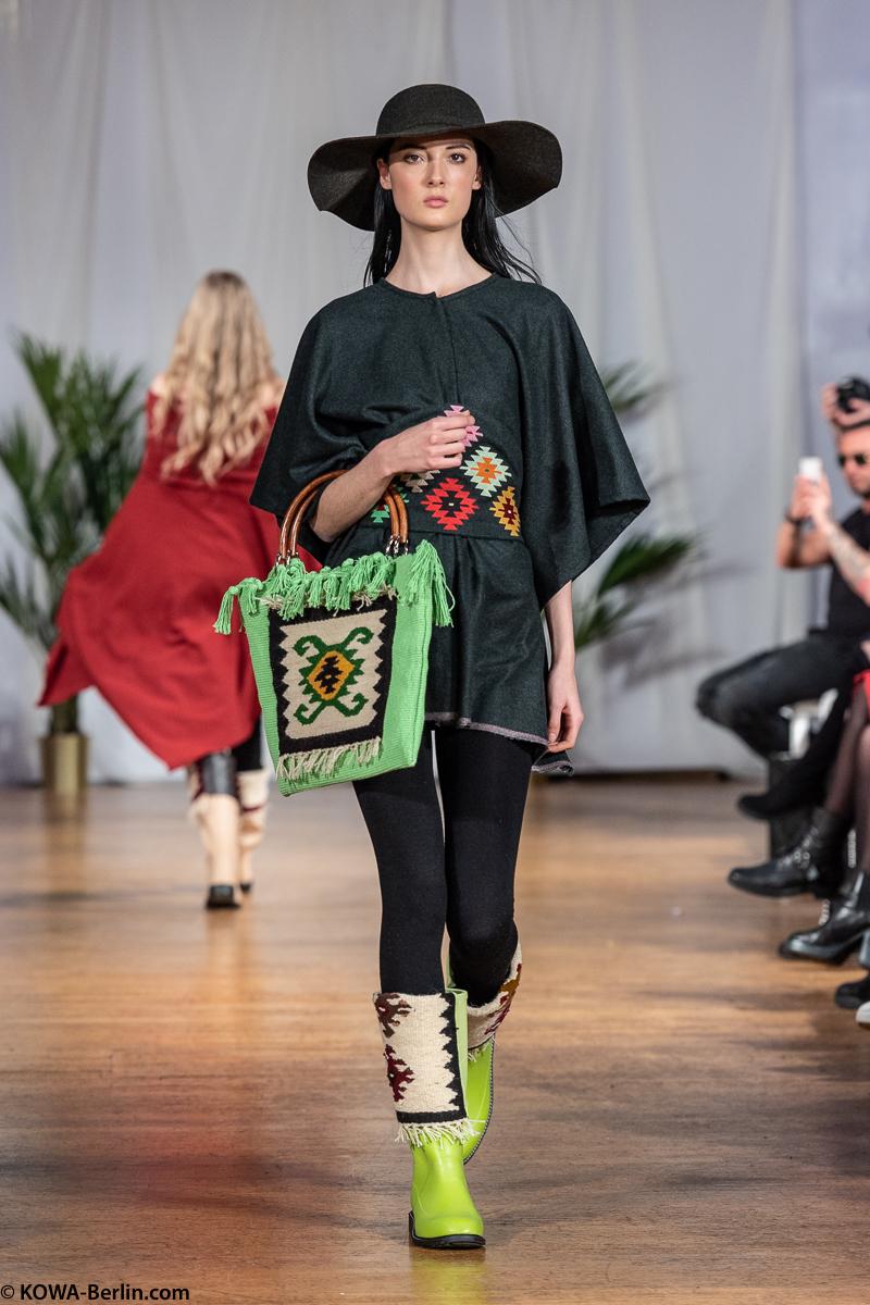 Parisfashion 2019 Etno Glamour by Silvana